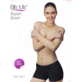 Elite Life Bayan Boxer (Kod 830 )