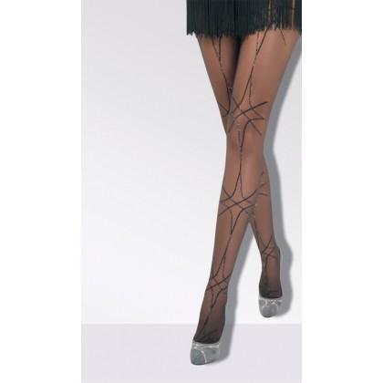 Daymod Işıl Simli Külotlu Çorap