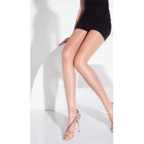 Daymod Safir Likralı Külot İzsiz Burunsuz Parlak Külotlu Çorap
