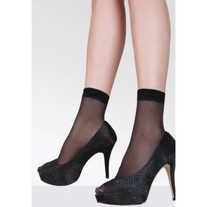 Daymod Simli Soket Çorap
