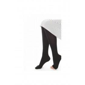 Dore Burnu Açılabilen Çok Amaçlı Maxi Külotlu Çorap