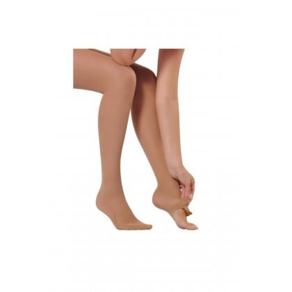 Dore Burnu Açılabilen Çok Amaçlı Külotlu Çorap