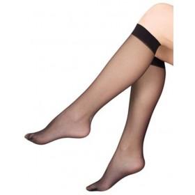 İtaliana Tül Dizaltı Pantolon Çorabı