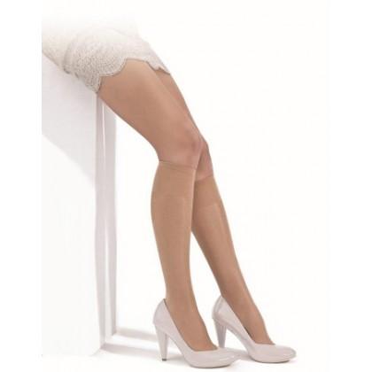 Penti Fit 15 Parlak Likralı Dizaltı Çorap