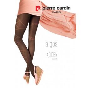 Pierre Cardin Algos Desenli Külotlu Çorap