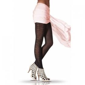 Pierre Cardin Dore Desenli Külotlu Çorap