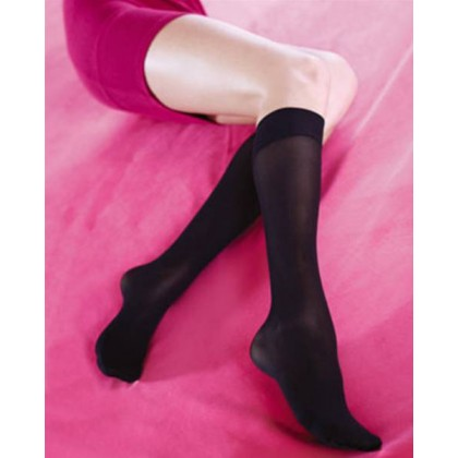 İtaliana Opak Süper 40 Dizaltı Çorap