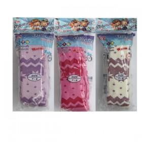 Özdemir Havlu Desenli Yıkanmış Külotlu Çorap
