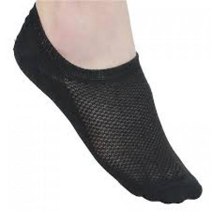 Sneaker Görünmez Erkek Babet 3 Adet Çorap