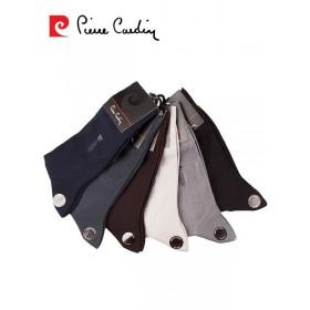 Pierre Cardin Koton 3 Adet Yazlık Erkek Çorap