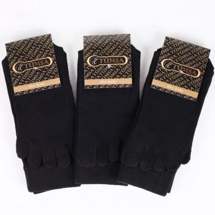 Tümsa 5 Adet Parmak Erkek Çorap
